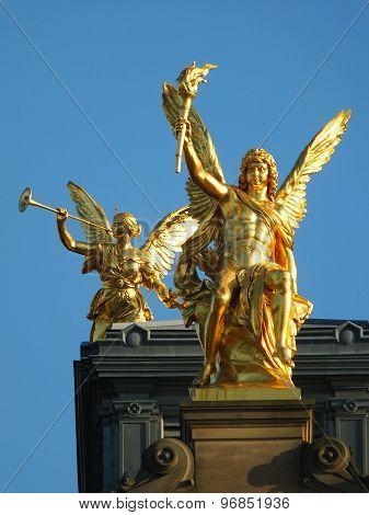 Dresden academy