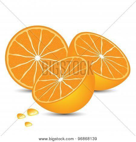 orange is tasty fruit