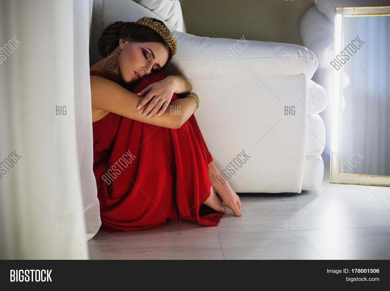 Indian Girl Brunette Image Photo Free Trial Bigstock