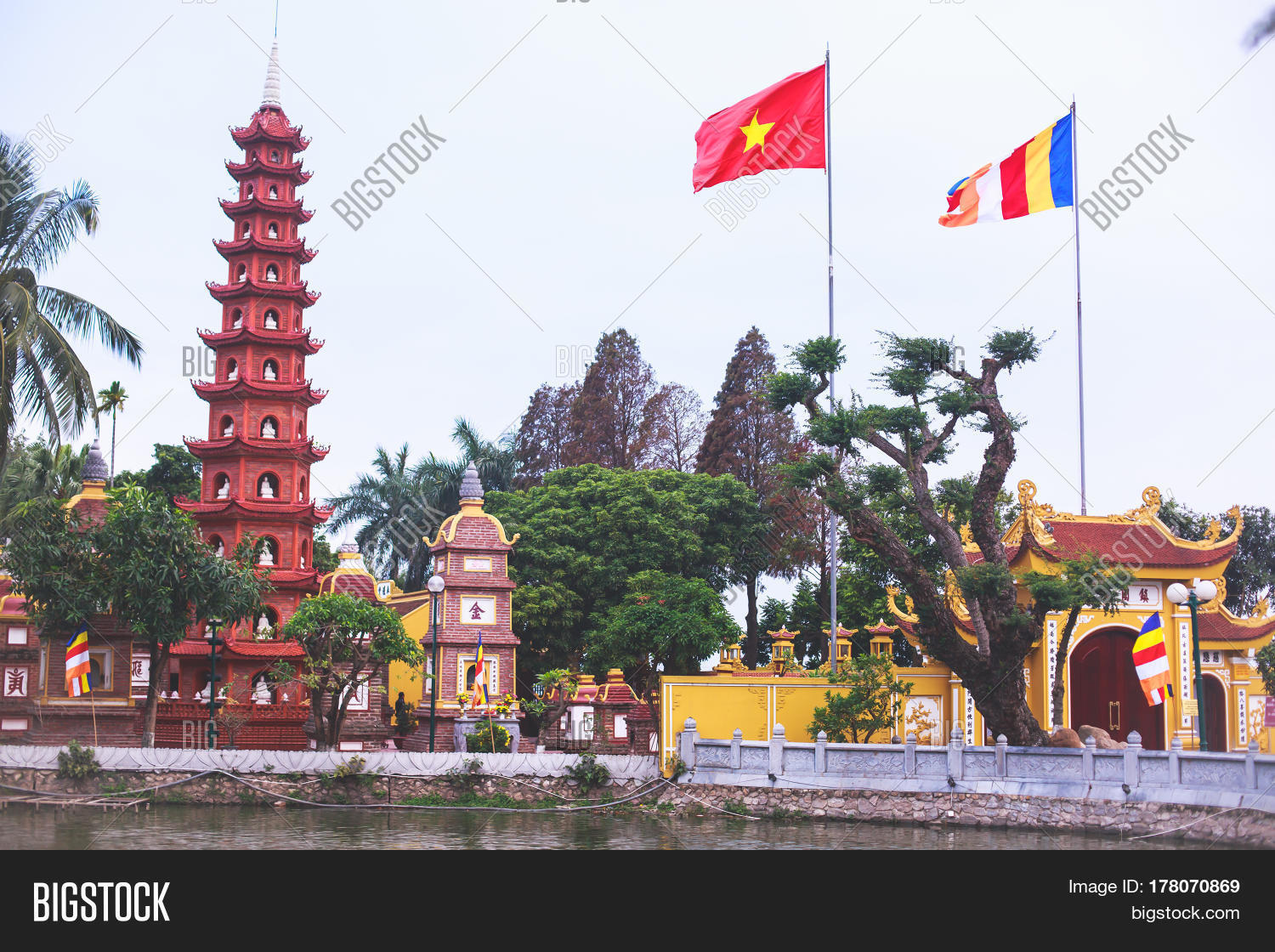 View Vietnam Capital Image Photo Free Trial Bigstock