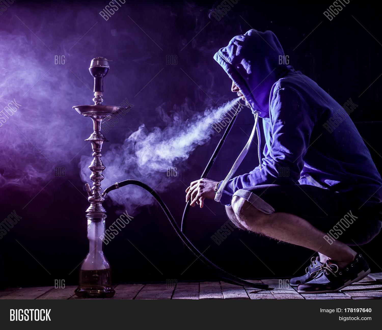 Своими руками кальян фото дым
