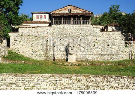 The Citadel And Fortress Of Kala At Berat