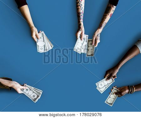 Money Cash Earnings Financial Buy Sale Pay