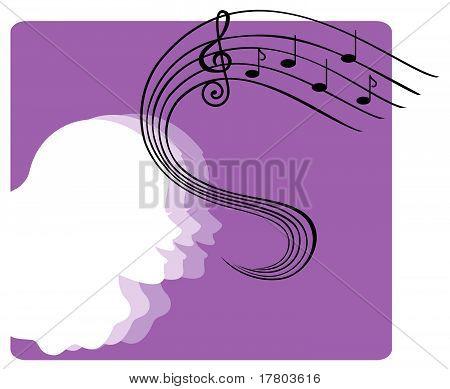 Women choir