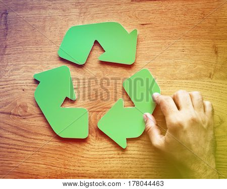 Recycling Ecology Environmental Conservation Protection