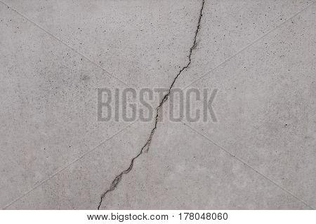 cracked concrete texture - cement background -