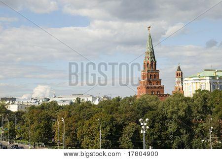 The Kremlin Tower