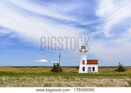 New London Range Rear Lighthouse - Canada