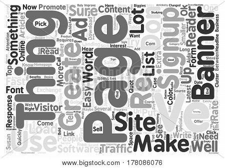 Easy Ways To Improve Your Response Rate text background word cloud concept