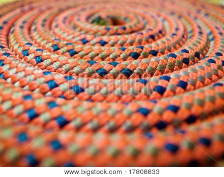 Abstract rope picture