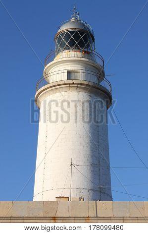Cap de Formentor Lighthouse. Mallorca island, Spain