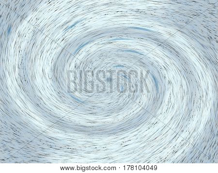 beautiful abstract background in bright colours in the form of a spiral