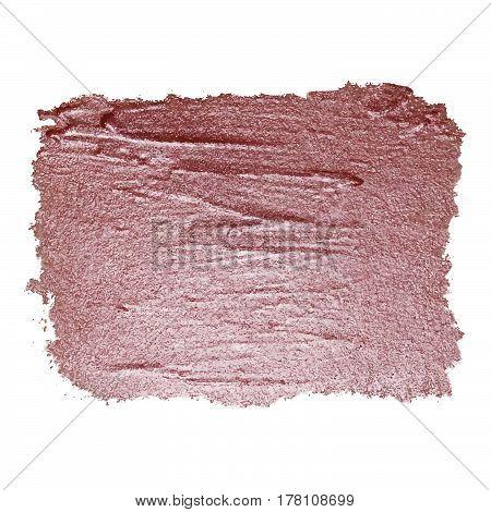 Vector Rose Gold Background. Rose Gold Metallic Texture.