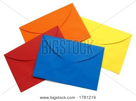 Colorful Envelope