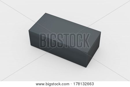 Solid Grey Box