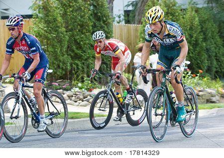 Racing Cyclists