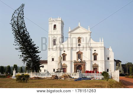 Se Cathedral In Old Goa , Goa