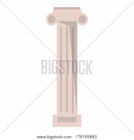 pilaster column decoration image vector illustration eps 10