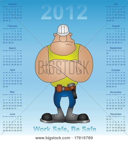 2012 work safe