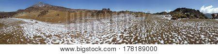 Mountain Landscape Panorama