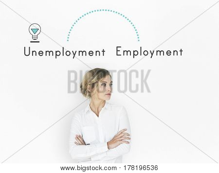 Antonym Opposite Unemployment Employment Assign Resign