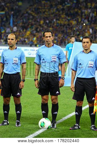 Football Referees