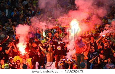 Football Ultra Supporters (ultras)