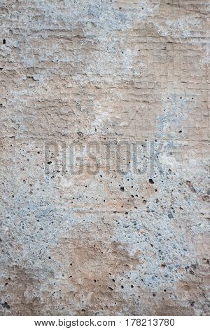 Raw Polluted Unfinished Polished Concrete Background stock photo