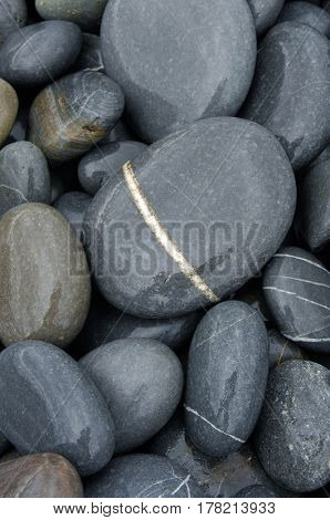 pebble stones texture - stone background - pebble stones texture