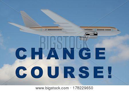 Change Course! Concept