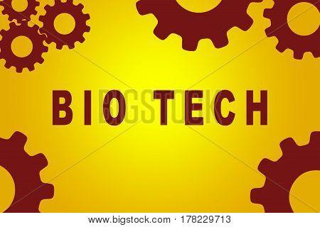 Bio Tech Concept