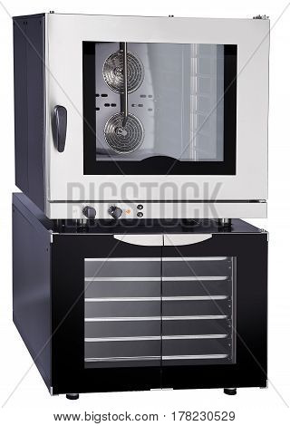 Modern luxury hi-tek Combi steamer and Proofer
