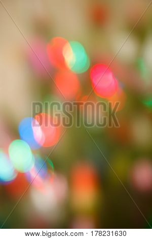 beautiful background bokeh. backdrop