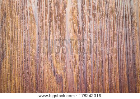 Abstract Artificial Brown Wood Background stock photo