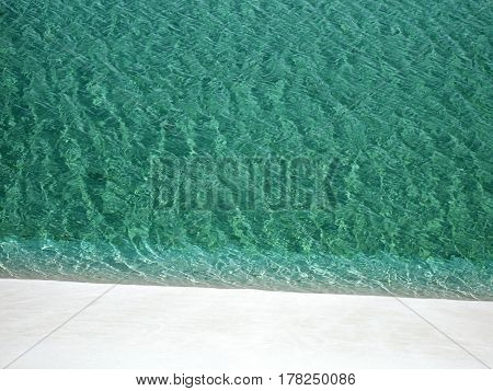 Lencois Maranhenses turquoise water color lagoon Brazil