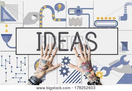 Manufacture Production Industry Ideas Concept