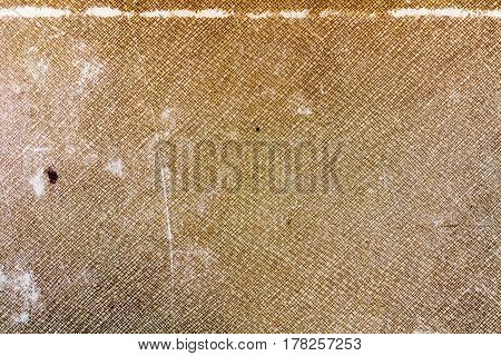 Fragment of old painted paper texture with fading. Abstract background
