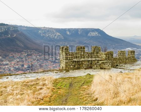 Ovech Fortress, Provadia, Bulgaria