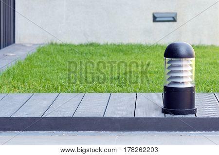 Walkway Garden Ground Lamp ,outdoor Modern Lighting Item .