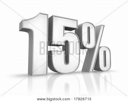 White Fifteen Percent