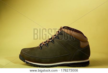 One New Modern Hiking Shoe