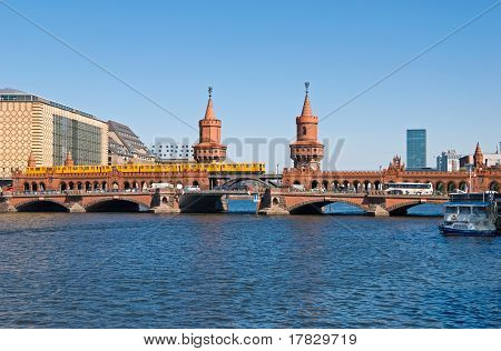 Berlin Oberbaumbruecke