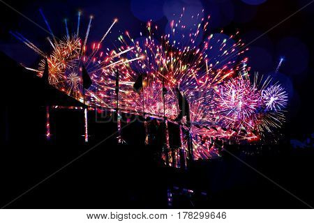 Amazing fireworks, fireworks , fireworks background, fireworks event, Fireworks Festival, firework, fireworks isolated, fireworks night, beautiful, colorful