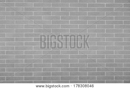 Abstract weathered texture stained old stucco light gray and aged paint white brick wall background in rural room grungy rusty blocks of stonework technology color horizontal architecture wallpaper