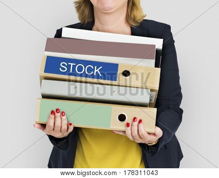 Stock Market Finance Management Concept