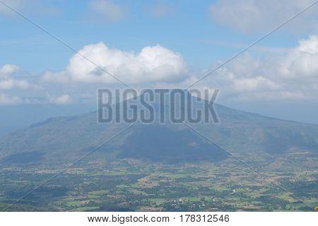 the Mount Fuji Loei ProvinceThailand. This Mountain looks like Mount Fuji in Japan