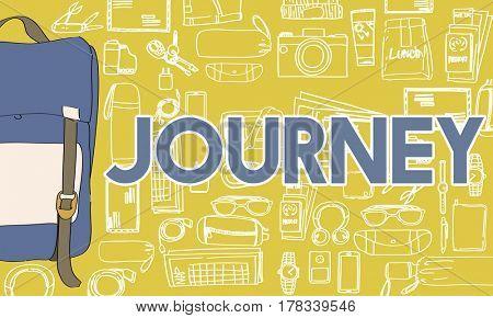Journey Adventure Exploration Enjoyment Freedom