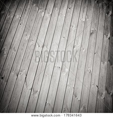 Gray wooden wall texture, old pine planks