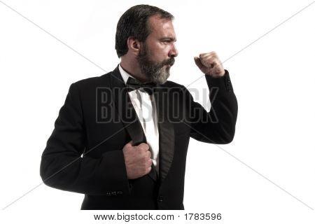 Gentleman On Guard