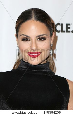 LOS ANGELES - MAR 21:  Pia Toscano at the Generosity.org Fundraiser For World Water Day at the Montage Hotel on March 21, 2017 in Beverly Hills, CA